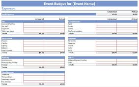 searched term event budget template fashion show planning budget