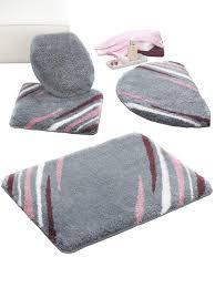 tappeti da bagno tappeto da bagno grigio 39 99 380 234 028