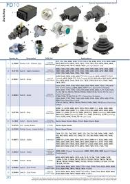 ford electrics u0026 instruments page 278 sparex parts lists