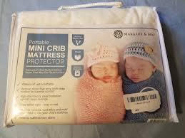 Dust Mite Crib Mattress Cover by Mattress Pads U0026 Covers Nursery Bedding Baby