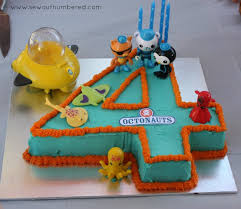 octonauts cake topper octonauts birthday party including links to printables and tips