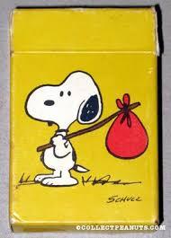 snoopy cards peanuts hallmark mini cards collectpeanuts