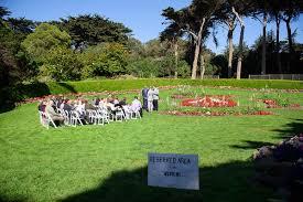 Botanical Gardens Golden Gate Park by Golden Gate Park Wedding Equally Wed Lgbtq Weddings