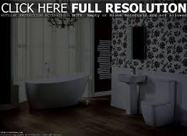 bathroom pretty monochromatic bathrooms designs youll love