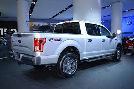 Ford F150 Truck Ramps - 2015 ford f 150 first look truck trend