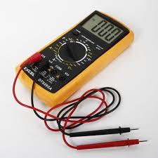 digital lcd multimeter best dt9205a amazon com industrial