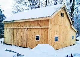 Post And Beam Barn Kit Prices 20x30 Barn Post And Beam Barn Kits Jamaica Cottage Shop