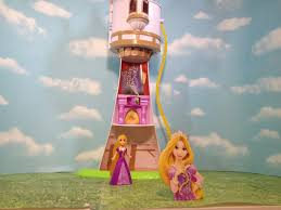rapunzel magical tower disney tangled movie rapunzel toys video
