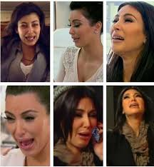 Ugly Cry Meme - 23 realizations about keeping up with the kardashians