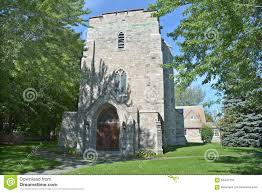 Seeking Montreal St Philip Anglican Church Editorial Stock Photo Image Of