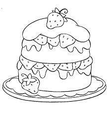 printable coloring pages wedding wedding cake coloring pages cake pictures to color happy birthday