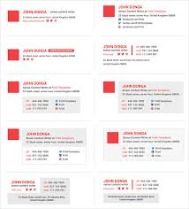 20 business email templates psd ai illustrator download