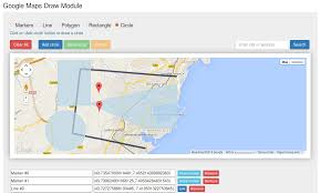 G00gle Map Google Maps Draw Module By Nlybe Codecanyon