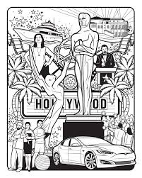 hollywood u0027s new de stressing trend coloring books for adults