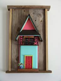 Bat Houses Backwater Studio Fun Funky Functional Folk Art