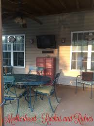 screened porch makeover diy archives