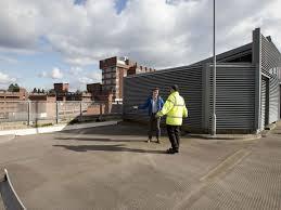 a first hand look at farnborough u0027s u0027secret u0027 car park u2013 which