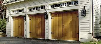 Wood Overhead Doors Custom Wood Garage Doors By Overhead Doors