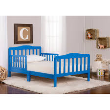 Crib Mattress Dog Bed by Dream On Me Classic Design Toddler Bed Choose Your Finish