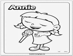 annie free coloring pages on art coloring pages