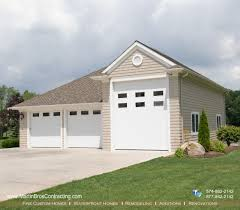 rv storage building plans plan 20128ga carriage house apartment with rv garage door costrv