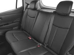 nissan leaf 2017 interior 2017 nissan leaf hatchback 5d sv electric pictures nadaguides