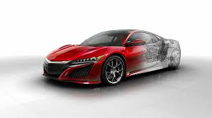 acura supercar 2017 2017 honda acura nsx review of technical specs u0026 features