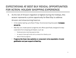 amazon black friday customer discussions showrooming and consumer migration