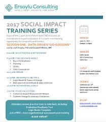 social impact workshop data driven