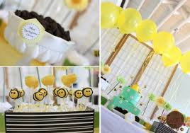 bumble bee baby shower theme bumble bee baby shower cutestbabyshowers