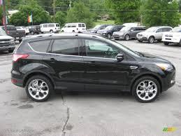 Ford Escape Ecoboost - tuxedo black metallic 2013 ford escape titanium 2 0l ecoboost 4wd