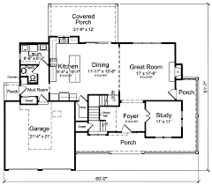 great room floor plans all plans