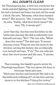 thanksgiving short stories for kids what does a b tch mean a short funny story u2013 the homemade humour