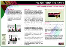 microsoft powerpoint templates for posters a3 poster template powerpoint templates data