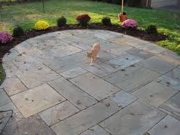 Bluestone For Patio by Building With Blue Stone