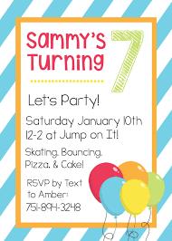 free birthday invitations free printable birthday invitation templates resumewordtemplate org