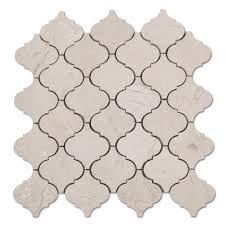 crema marfil natural stone mosaic tile tilebuys