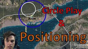 pubg guide pubg guide 4 positioning and playing the circle youtube
