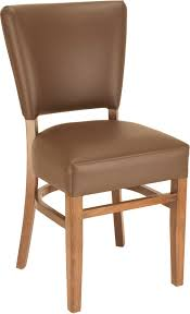 Wood And Metal Dining Chairs Custom Restaurant Chairs Wood Metal Upholstered Dining Chairs