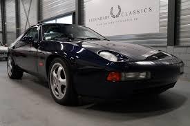 porsche 928 black sold classics legendary classics