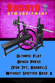 adj inc bench a w o spot base ensayo gym equipment