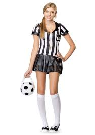party city teenage halloween costumes girls teen referee costume referee costume teen costumes and
