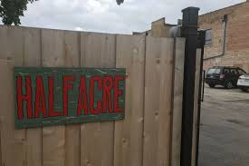 half acre u0027s new restaurant u0026 taproom will serve roasted meats and