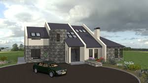 irish house plans ie house type mod016 exterior youtube