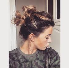 comment cuisiner les chignons de doublebun instagram signe le retour du chignon femme actuelle
