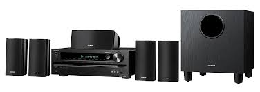 best value speakers for home theater amazon com onkyo ht s3500 660 watt 5 1 channel home theater