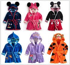 robe de chambre bébé garçon enfants pyjamas peignoir bébé garçon fille robe de chambre robe