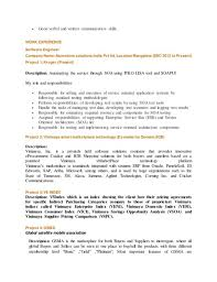 Sap Fico 2 Years Experience Resumes Testing Resume Sample Resume Samples And Resume Help