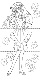 the moon and stars moon coloring pages with moon half moon