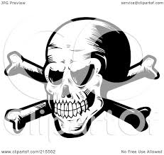 spooky clipart royalty free rf clipart illustration of a black and white spooky